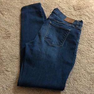 Lucky brand size 10 Brooke Skinny Jeans